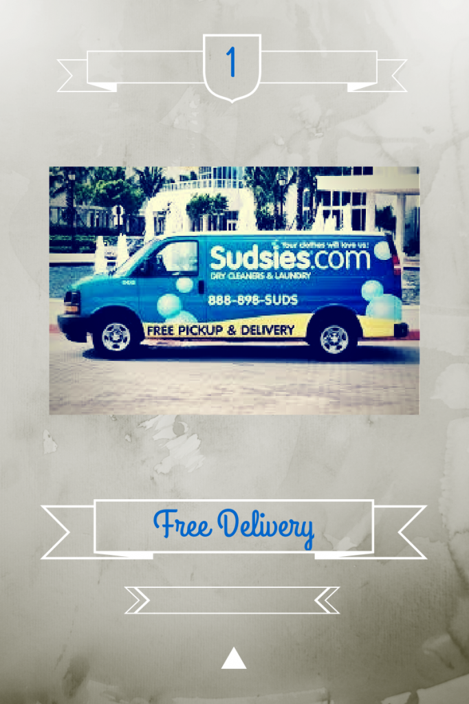 Sudsies Delivery Service