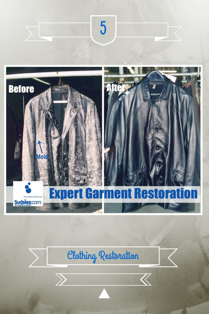 Clothing Restoration